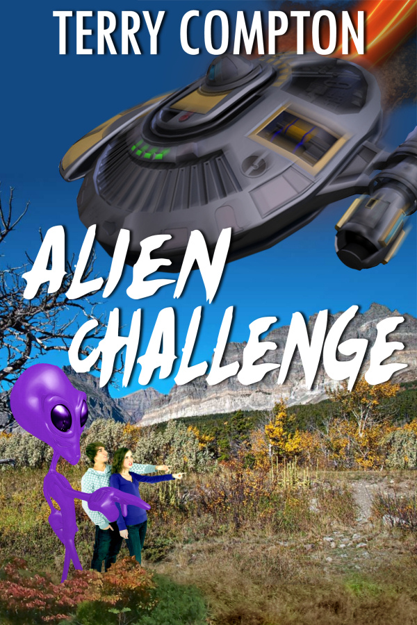 Alien Challange vs 2 - 600 x 900