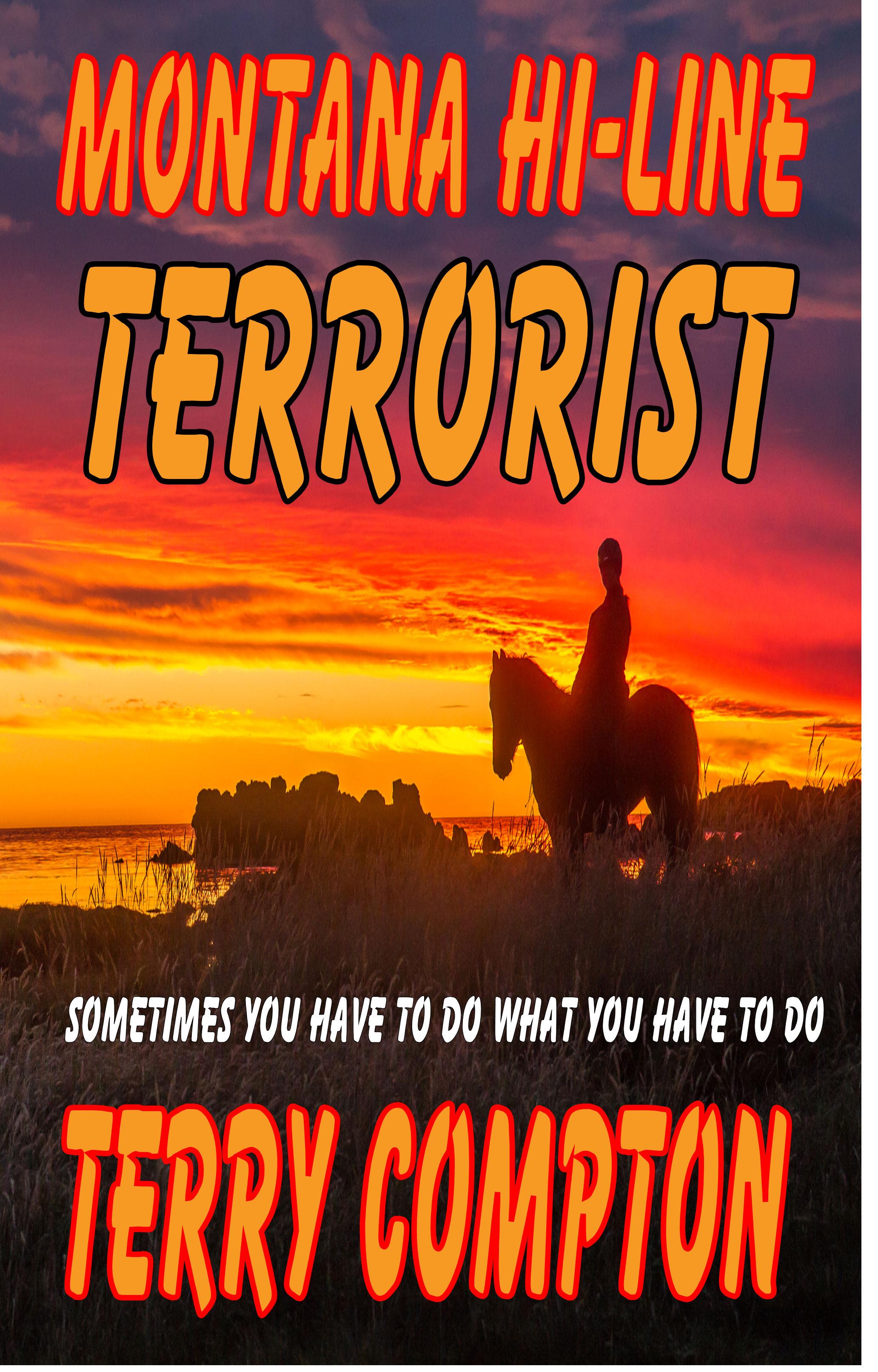 Terrorist ebook