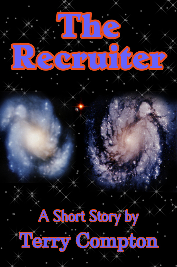 The recruiter - 600 x 900